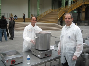 bénévoles service Cuisine