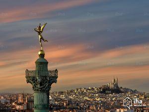 La Bastille la nuit
